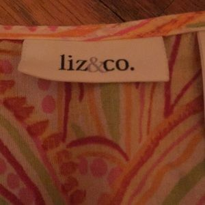 Liz Claiborne Swim - Liz&Co Beach Cover-Up